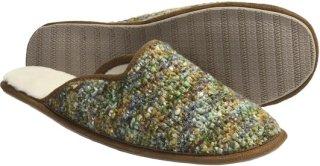 Acorn Kit Mule Slippers