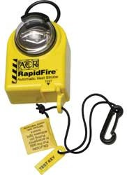 ACR RapidFire Strobe Light for Inflatable PFD