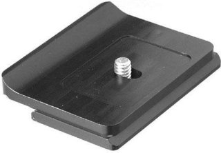 Acratech 2133 Quick Release Plate for Canon DSLR's with Battery Grip