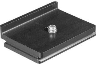 Acratech 2134 Quick Release Plate for the Canon EOS D30 / D60 Cameras Without the BG-ED3 Battery Pack.