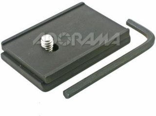 "Acratech 2144 Quick Release Plate for Hasselblad Cameras with 1/4""-20 Threaded Tripod Socket."