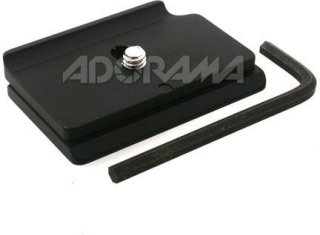 Acratech 2154 Quick Release Plate for Canon EOS Rebel Rebel G Rebel 2000 Rebel Ti with BP-200 Nikon D40