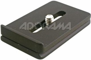 "Acratech 2-1/2"" Long Arca Type Quick Release Plate for Lenses."