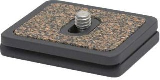 "Acratech Cork Top Universal Quick Release Plate with 1/4""-20 Screw"