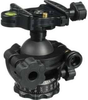 Acratech GP-SS Ballhead 25 lbs Load Capacity Bulls-Eye Level