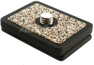 Acratech Universal Cork Top Quick Release Mounting Plate 3/8-16.
