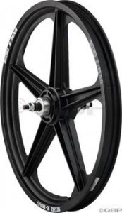 Acs Z Mag 5 Spoke Rear Black Mag Wheel