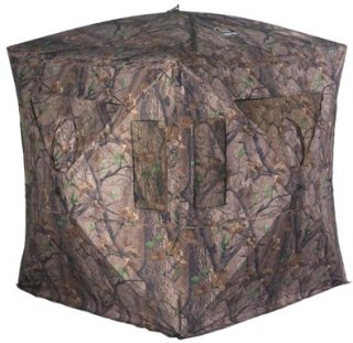 Action Products Big Game Treestands The Redemption Ground Blind