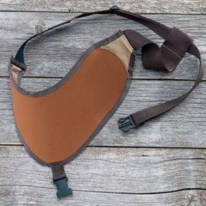 Action Products Kick Killer Shoulder Pad - Brown