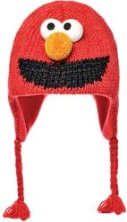 Active America Corp. Elmo Pilot Hat