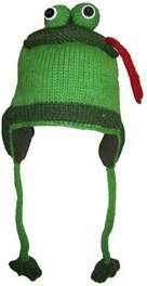 Active America Corp. Fergie The Frog Hat