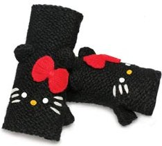 Active America Corp. Hello Kitty Handwarmers