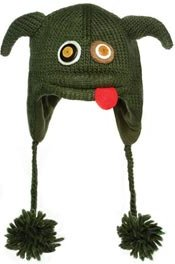 Active America Corp. Mortimer The Monster Hat