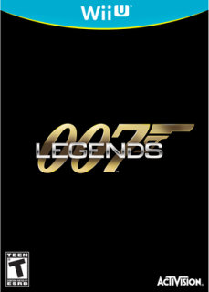 Activision Bond 007 Legends (Nintendo Wii U)