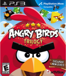 Activision Angry Birds Trilogy (PlayStation 3)