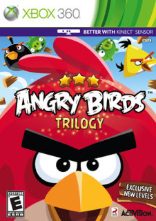 Activision Angry Birds Trilogy (Xbox 360)