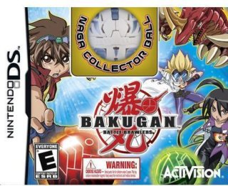 Activision Bakugan Battle Brawlers: Collector's Edition (Nintendo DS)