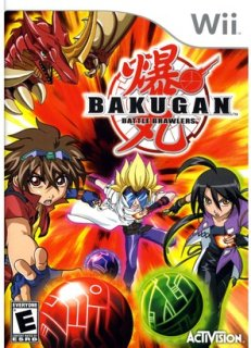 Activision Bakugan: Battle Brawlers PRE-OWNED (Nintendo Wii)