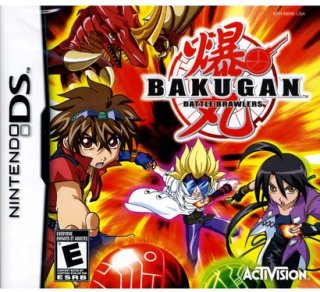 Activision Bakugan: Battle Brawlers PRE-OWNED (Nintendo DS)