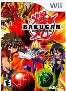 Activision Bakugan (Nintendo Wii)