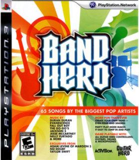 Activision Band Hero (PlayStation 3)