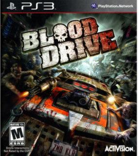 Activision Blood Drive (PlayStation 3)