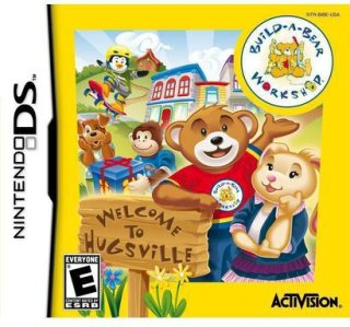Activision Build-A-Bear Workshop: Welcome to Hugsville (Nintendo DS)