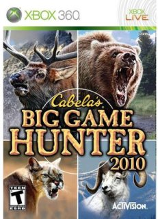 Activision Cabela's Big Game Hunter 2010 (Xbox 360)