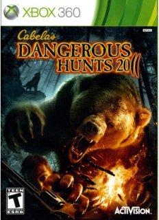 Activision Cabela'S Dangerous Hunts 11 PRE-OWNED (Xbox 360)