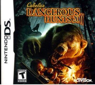 Activision Cabela's Dangerous Hunts 2011 PRE-OWNED (Nintendo DS)