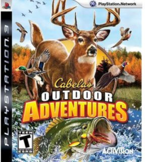 Activision Cabela's Outdoor Adventures (PlayStation 3)