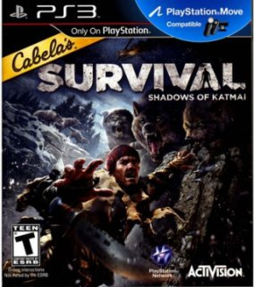 Activision Cabela's Survival: Shadows Of Katmai PRE-OWNED (PlayStation 3)