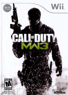 Activision Call Of Duty: Modern Warfare 3 PRE-OWNED (Nintendo Wii)