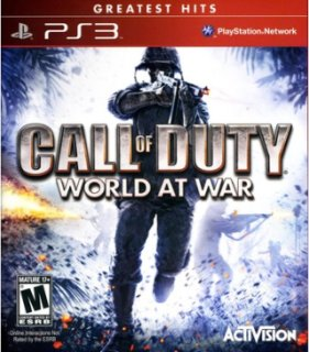 Activision Call Of Duty: World At War PRE-OWNED (PlayStation 3)