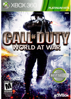 Activision Call Of Duty: World At War PRE-OWNED (Xbox 360)