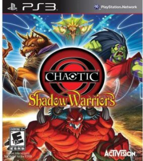Activision Chaotic: Shadow Warriors (PlayStation 3)