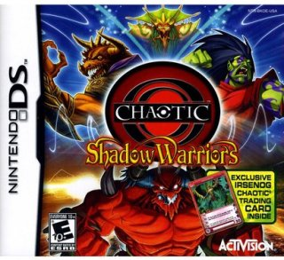Activision Chaotic With Trading Card (Nintendo DS)