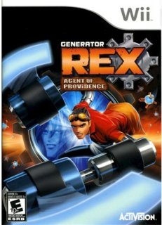 Activision Generator Rex: Agent Of Providence PRE-OWNED (Nintendo Wii)