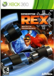 Activision Generator Rex: Agent Of Providence PRE-OWNED (Xbox 360)