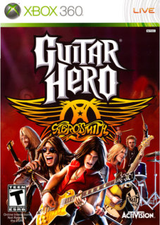 Activision Guitar Hero Aerosmith (Xbox 360)