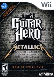 Activision Guitar Hero: Metallica (Game Only)(Nintendo Wii)