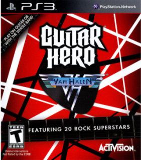 Activision Guitar Hero: Van Halen (PlayStation 3)