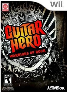Activision Guitar Hero: Warriors of Rock (Nintendo Wii)