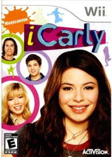 Activision Icarly PRE-OWNED (Nintendo Wii)