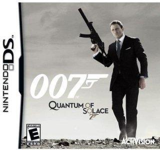 Activision James Bond 007: Quantum of Solace (Nintendo DS)