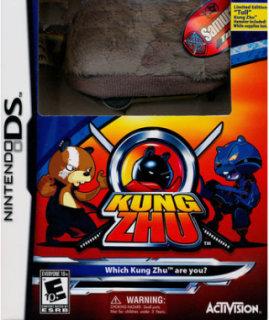 Activision Kung Zhu Bundle (Nintendo DS)
