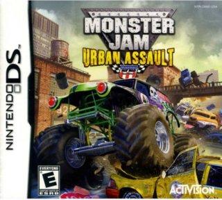 Activision Monster Jam 2: Urban Assault (Nintendo DS)