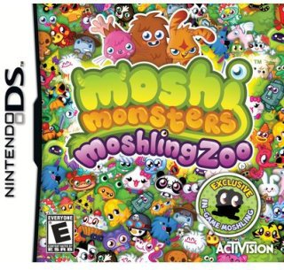 Activision Moshi Monsters (Nintendo DS)