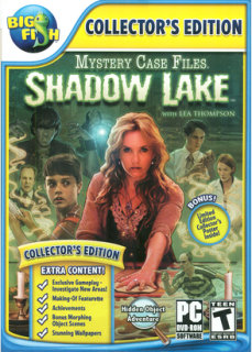 Activision Mystery Case Files: Shadow Lake (PC Games)