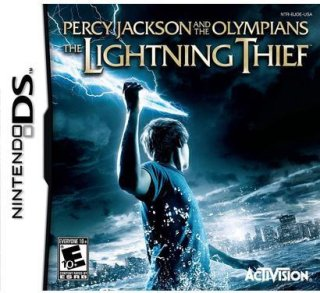 Activision Percy Jackson and the Olympians: The Lightning Thief (Nintendo DS)